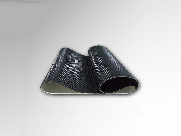 黑色粗菱形砂光机带
