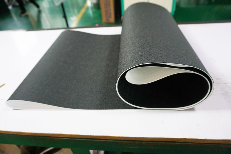 PVC输送带打滑的解决办法?