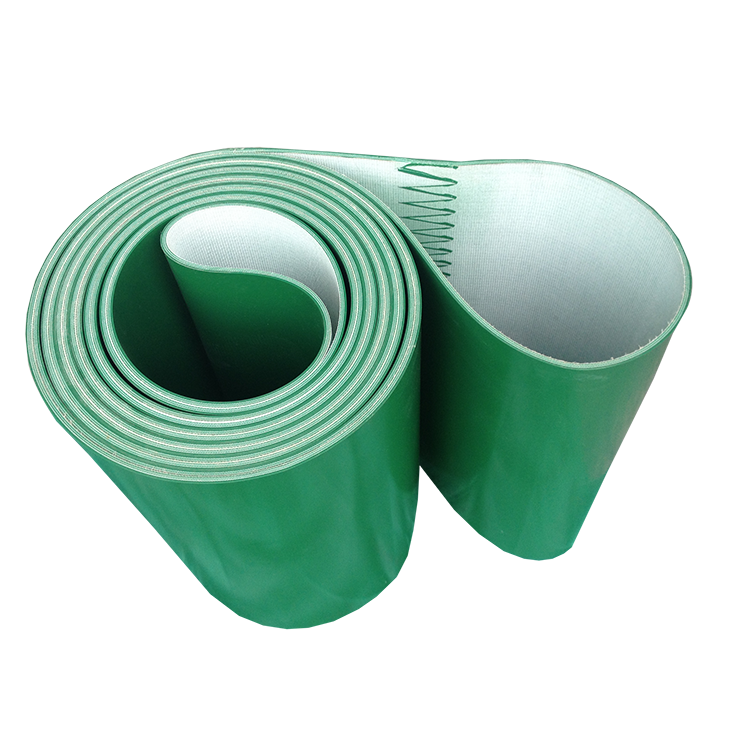 绿色PVC输送带有哪些特点