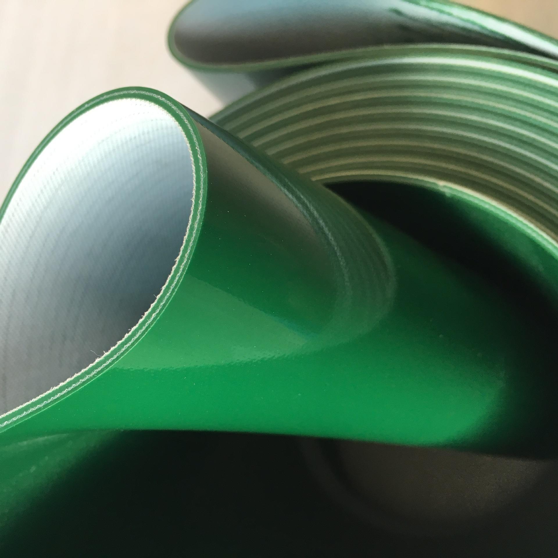 绿色pvc输送带生产厂家