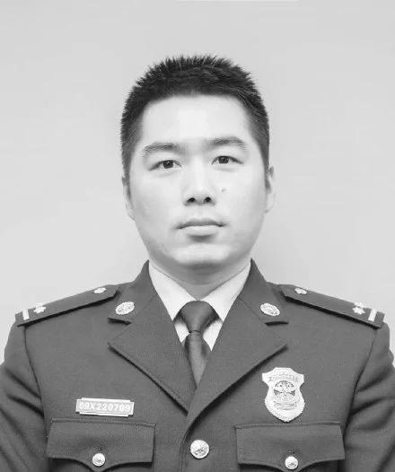 致敬丰晨敏烈士-浙江衢州企业家徐良全为牺牲消防员捐款