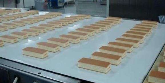 食品级耐切割PU输送带,在切割行业中的应用