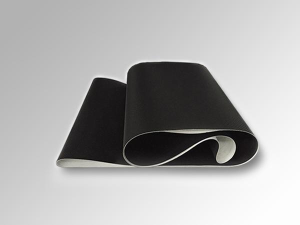 1.4mm钻石纹跑步机皮带 黑色