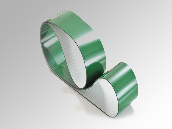 2mm绿防跑偏传送带