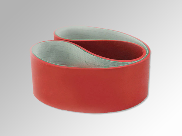 PVC输送带加红胶