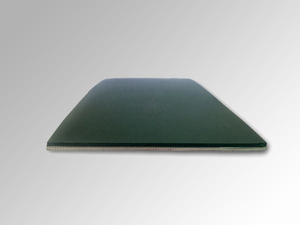 2.0mmPU墨绿色输送带