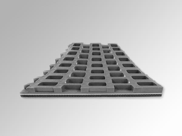11.0mm灰色正方格砂光机带