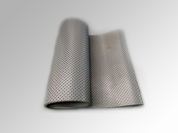 11.0mm灰色粗菱形格砂光机带
