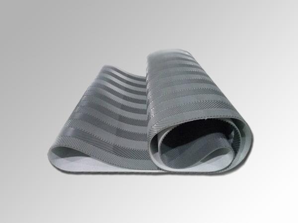 5.0mmPVC灰色鱼骨花纹