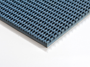 6.0mm蓝黑色木工草纹砂光带